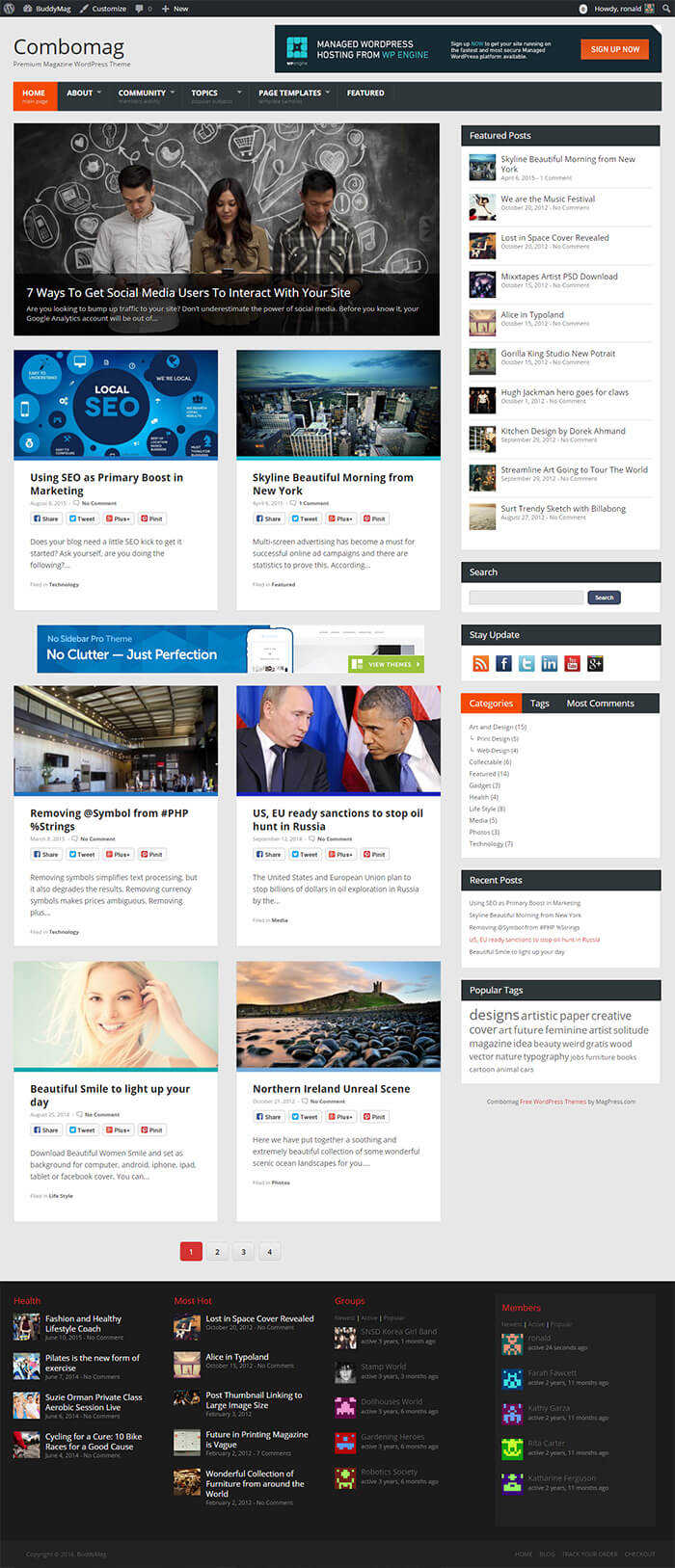 Сайт - как самому быстро и просто сделать хороший сайт 36